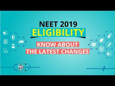 Descargar Video NEET 2019 Eligibility Criteria - Know Latest Changes by NTA
