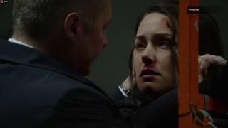 The most badass Raymond Reddington scene in The Blacklist
