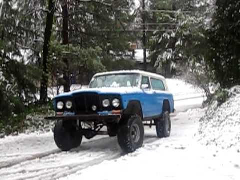 Jeep Cherokee Chief >> 1977 jeep cherokee - YouTube