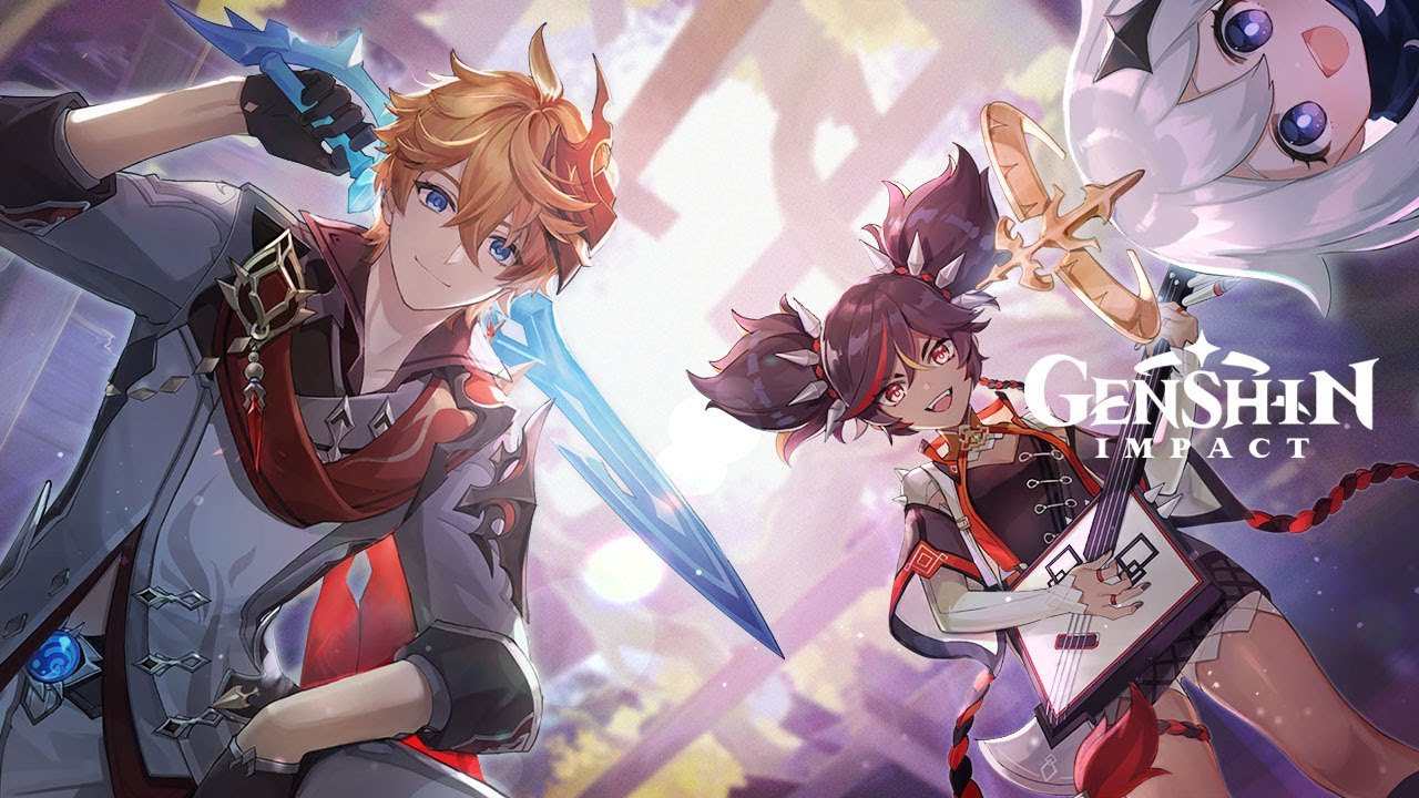 """Version 2.2 """"Into the Perilous Labyrinth of Fog"""" Trailer   Genshin Impact"""