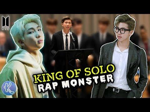 10 Fakta RM BTS, Leader jenius yang Multitalenta