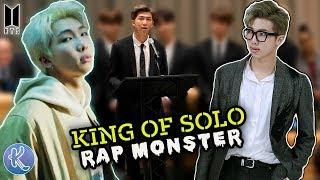 10 Fakta RM BTS, Leader jenius yang Multitalenta MP3