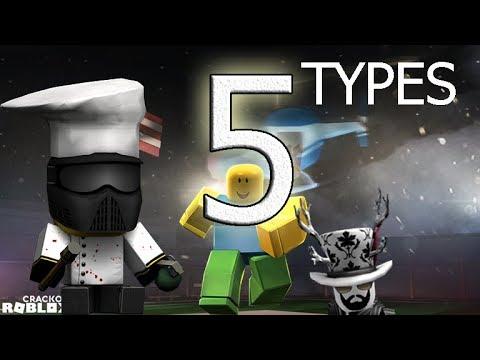 Baixar 5 TYPES OF PEOPLE IN JAILBREAK | Part 4 + bloopers