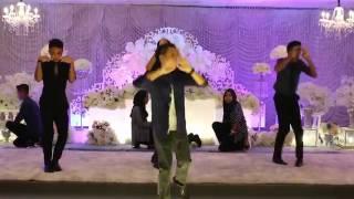FUJIBIN CREW Performance at Gala Night SMKBJ 2016