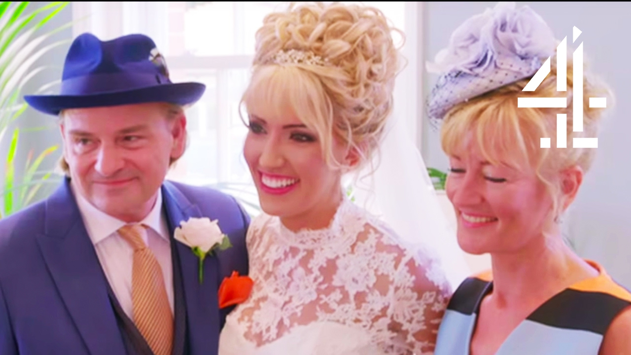 Trailer The Wedding Day Monday 10pm Channel 4