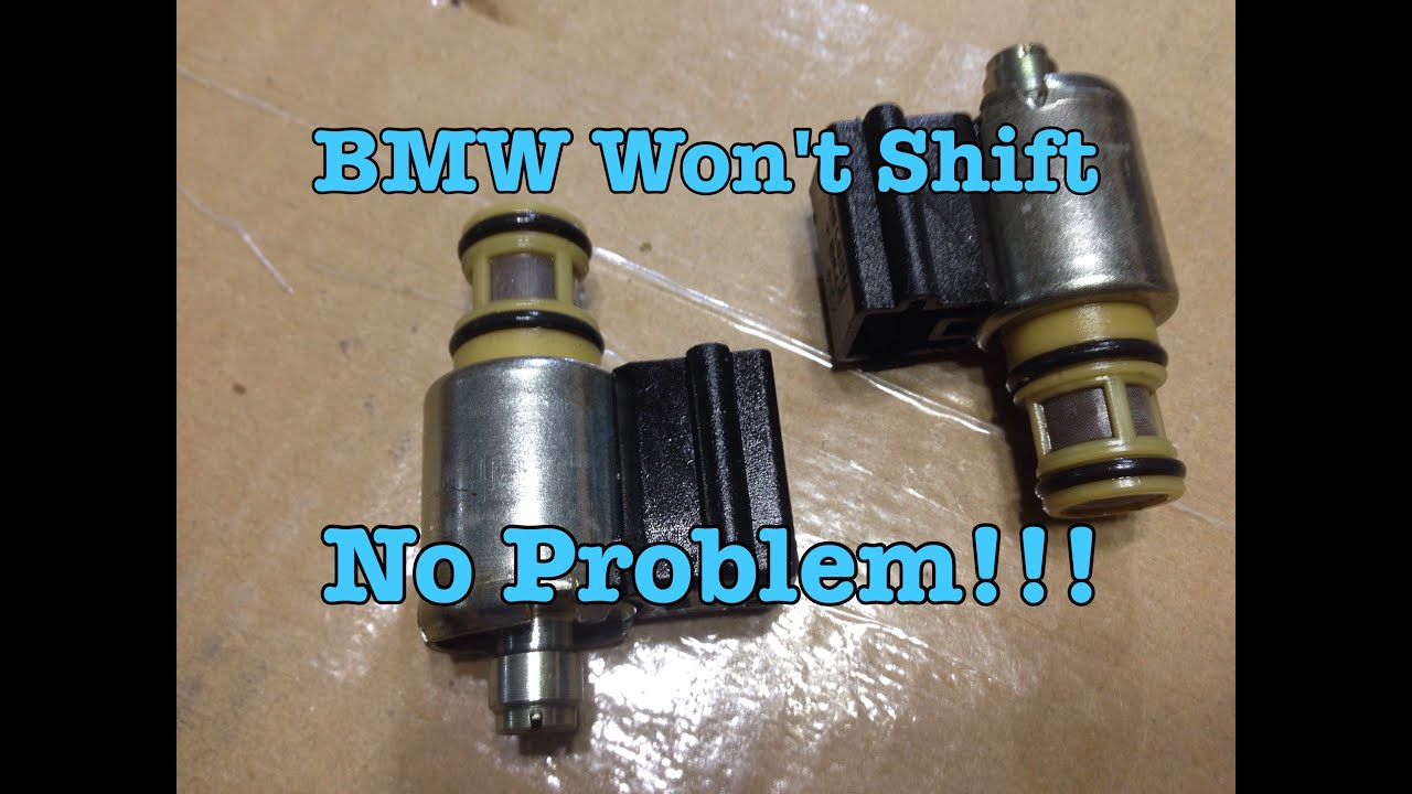 Bmw E39 E36 Gm 4l30e Transmission Not Shifting Nightmare