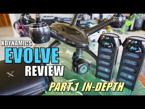 Xdynamics EVOLVE Drone Review - Part 1 - [In-Depth Unboxing, Inspection, Setup, Pros & Cons]