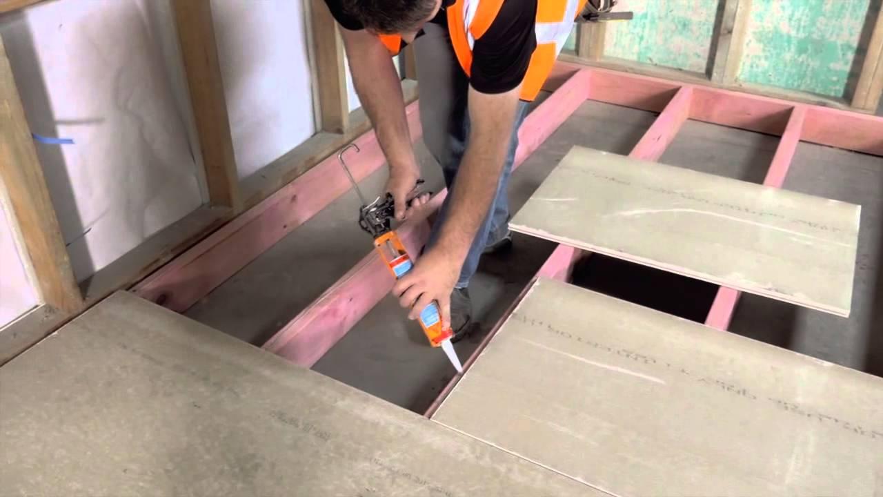 Interior Flooring secura® interior flooring installation - youtube