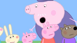 Peppa Pig Full Episodes | Peppa Pig's Grandpa! | Cartoons for Children