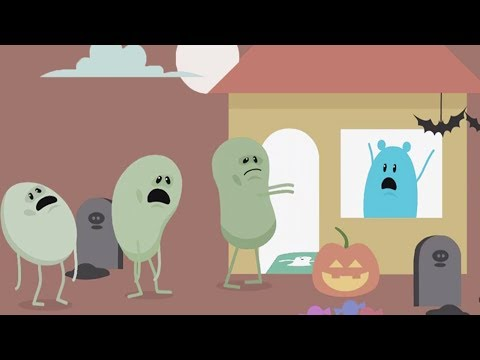 Thumbnail: Dumb Ways To Die New Update Spooky Halloween - New Ways To Die - Halloween Zombies