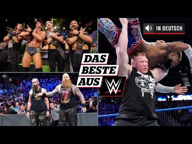 Luke Harper, Brock Lesnar und pure NXT Dominanz: Das Beste aus WWE, 21. Sept. 2019