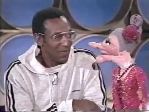 Bill Cosby on the TV  Solid Gold in 1983