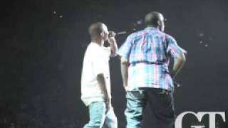 T.I., Ludacris & B.O.B. - On Top of The World Live