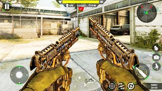 Counter Terrorist Game 2021 - FPS Shooting Strike - Android Gameplay