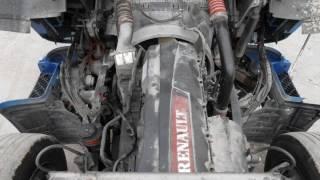 Camion tracteur Renault Premium 450dxi euro 4 - MOTEUR EN PANNE Chateauroux Poids Lourds S.A.