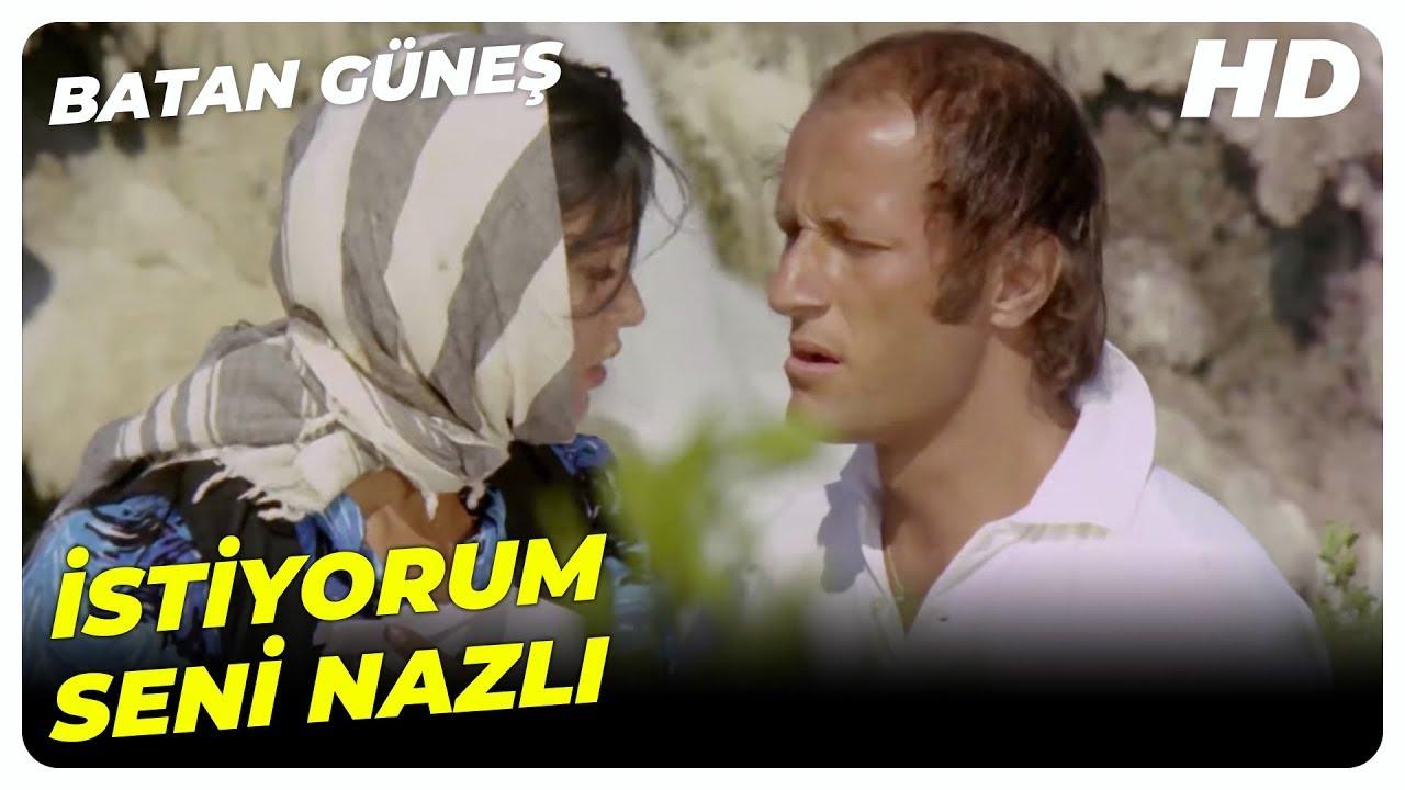 Sait, Nazlı'nın Peşine Düştü! | Batan Güneş Ferdi Tayfur Türk Filmi