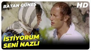 Sait, Nazlının Peşine Düştü  Batan Güneş Ferdi Tayfur Türk Filmi