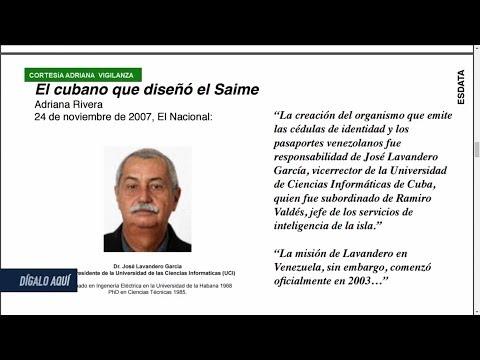 """Vigilanza: """"Cuba controla el CNE en Venezuela"""". Dígalo Aquí. Seg. 5"""