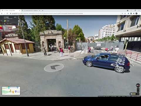 Viaje en el tiempo con Street View
