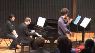 Beethoven Violin Sonata No. 5, 4 - Rondo: Allegro ma non troppo
