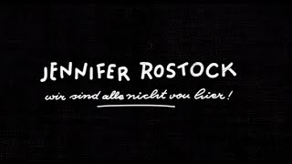 Jennifer Rostock - Wir sind alle nicht von hier (Lyric-Video)