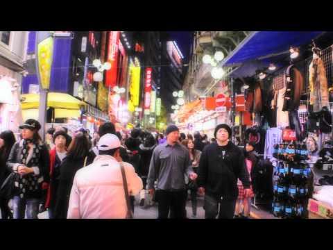 3D Audio - Binaural Tokyo - Ameyoko