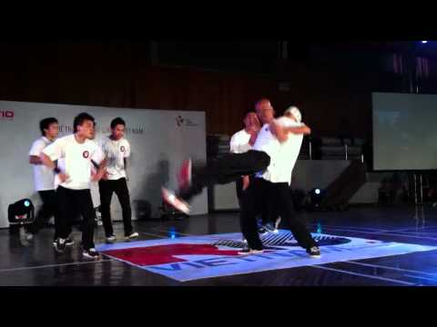 Big Toe Bboy Battle R16 Vietnam