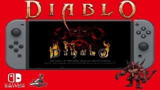 Diablo - Nintendo Switch Homebrew (By MVG)