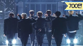 [방송원본] BTS(방탄소년단)  DOPE(쩔어)레전드 무대 _열린음악회(160410) by 플레이버튼
