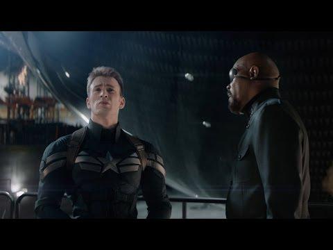 'Captain America: The Winter Soldier' Trailer