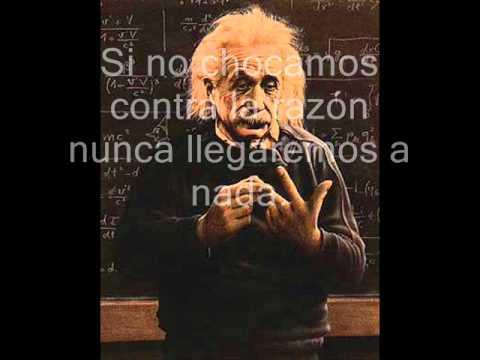 Albert Einstein Y Sus Frases Celebres Youtube