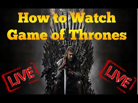 [Easy GUIDES] How To Watch Game Of Thrones Online (Any Seasons)