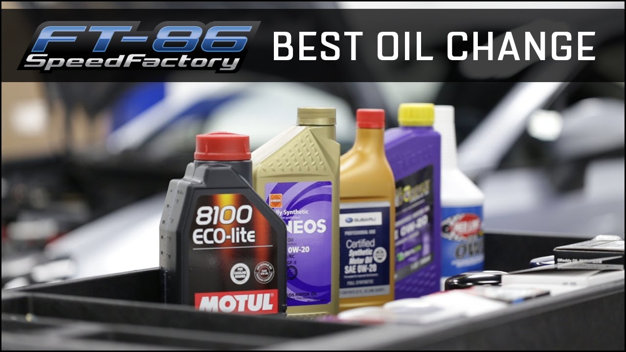 Best Oil Change >> The Best Way To Change The Oil On Your Frs Brz 86