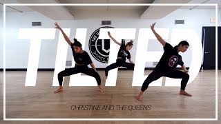 Christine and the Queens | Tilted | Choreography by Shawn Bracke