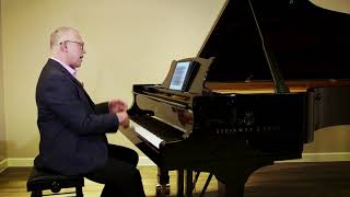 Piano Lesson on Fingering (part 3): Hand Distribution