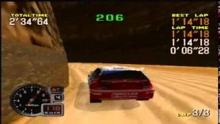 Rally Challenge 2000 N64: USA