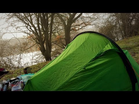 WILD CAMP BESIDE THE ROYAL MILITARY CANAL | APPLEDORE KENT