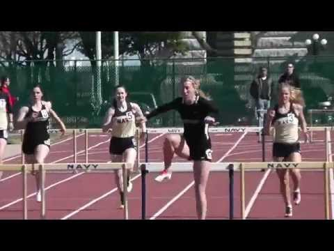 Women's track and field: Army vs. Navy