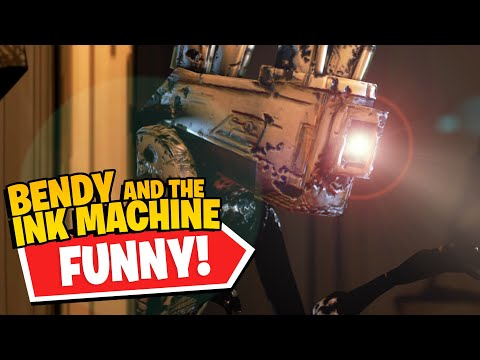 Download The PROJECTIONIST Attacks MONO!   Rico's *NEW* Bendy and the Ink Machine (Funny Compilation #6)