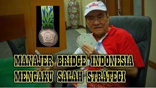 Bambang Hartono Sumbang Perunggu Untuk Bridge