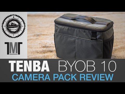 Tenba BYOB  10 Camera Pack Review