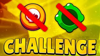 Brawl Stars NO Supers or Gadgets Challenge