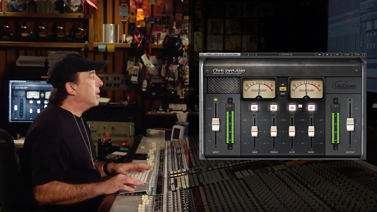 Waves CLA CHRIS LORD-ALGE SIGNATURE SERIES Plug-in Bundle NEW