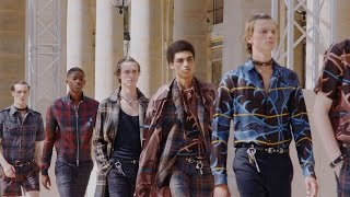 highlights from the louis vuitton men s spring summer 2017 fashion show