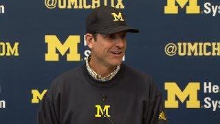 Michigan Football Rumors: Shea Patterson Starting QB, Twitter Mailbag, Jim Harbaugh To Hire Yoder?