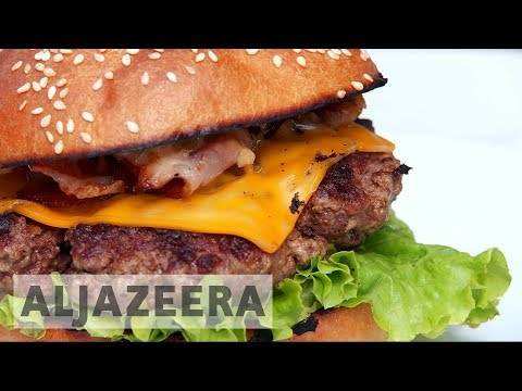 France: One of Europe's biggest burger consumers