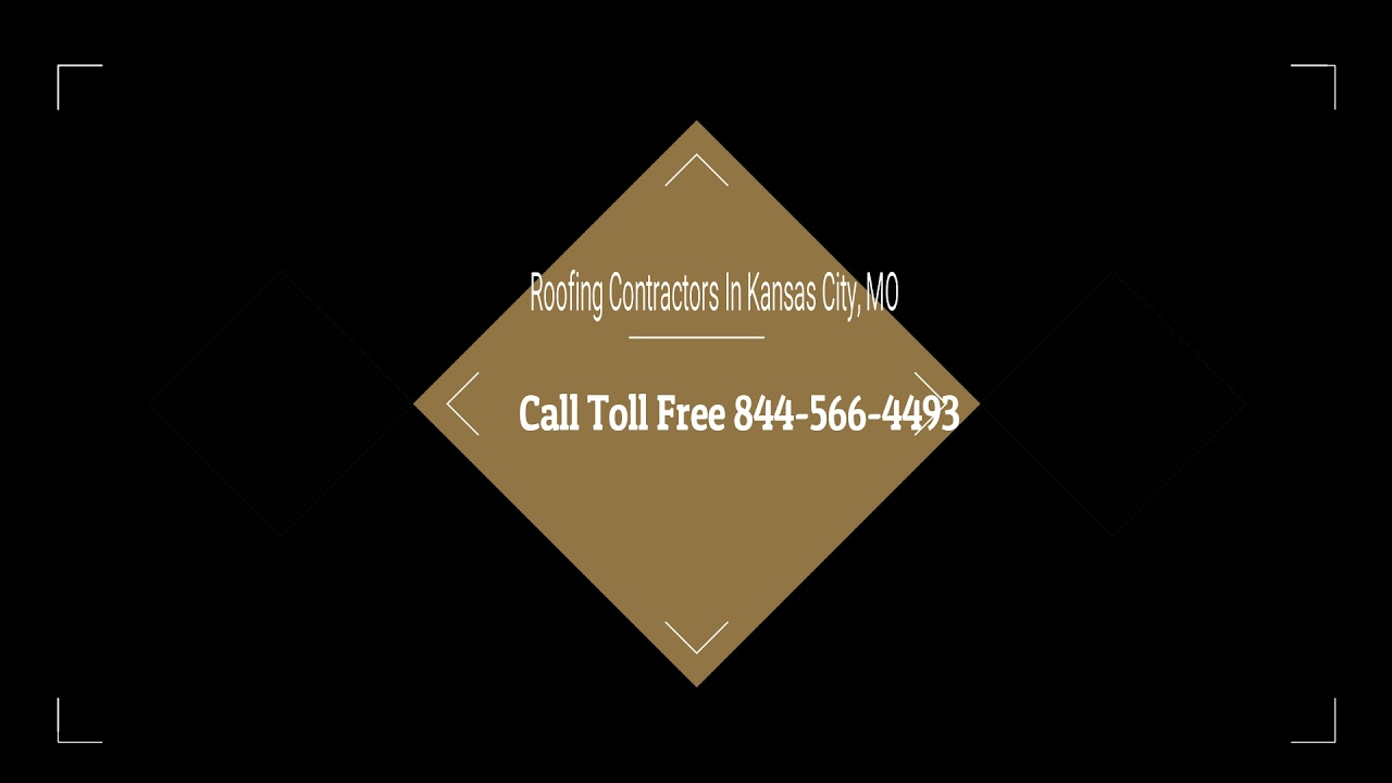 Roofing Contractor Kansas City 844 566 4493