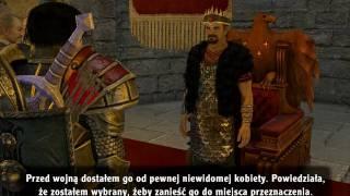 Arcania:Gothic 4 rozmowa z Rhobarem III Diegiem, Miltenem i Lordem Hagenem (HD)