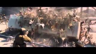 Война миров Z World War Z) — Новый русский трейлер!