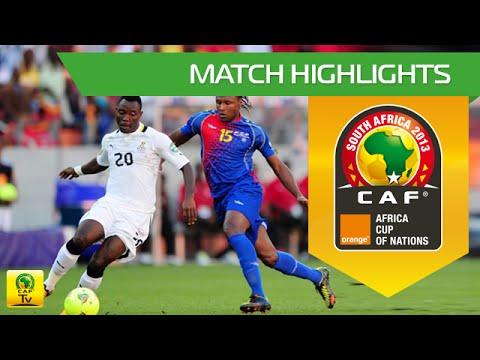 Ghana - Cape Verde | CAN Orange 2013 | 02.02.2013
